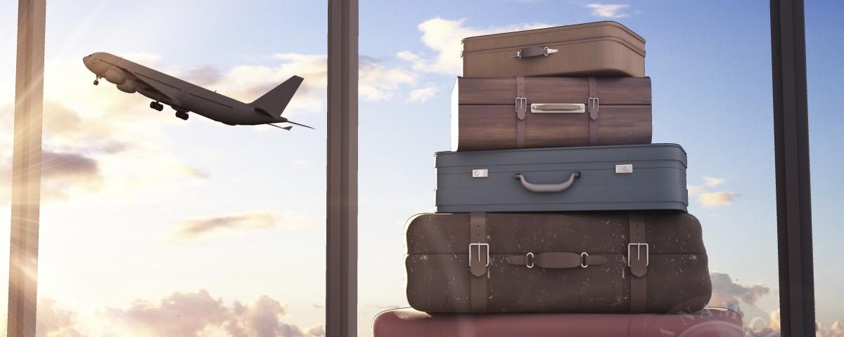 giấy tờ thùy thân khi đi máy bay