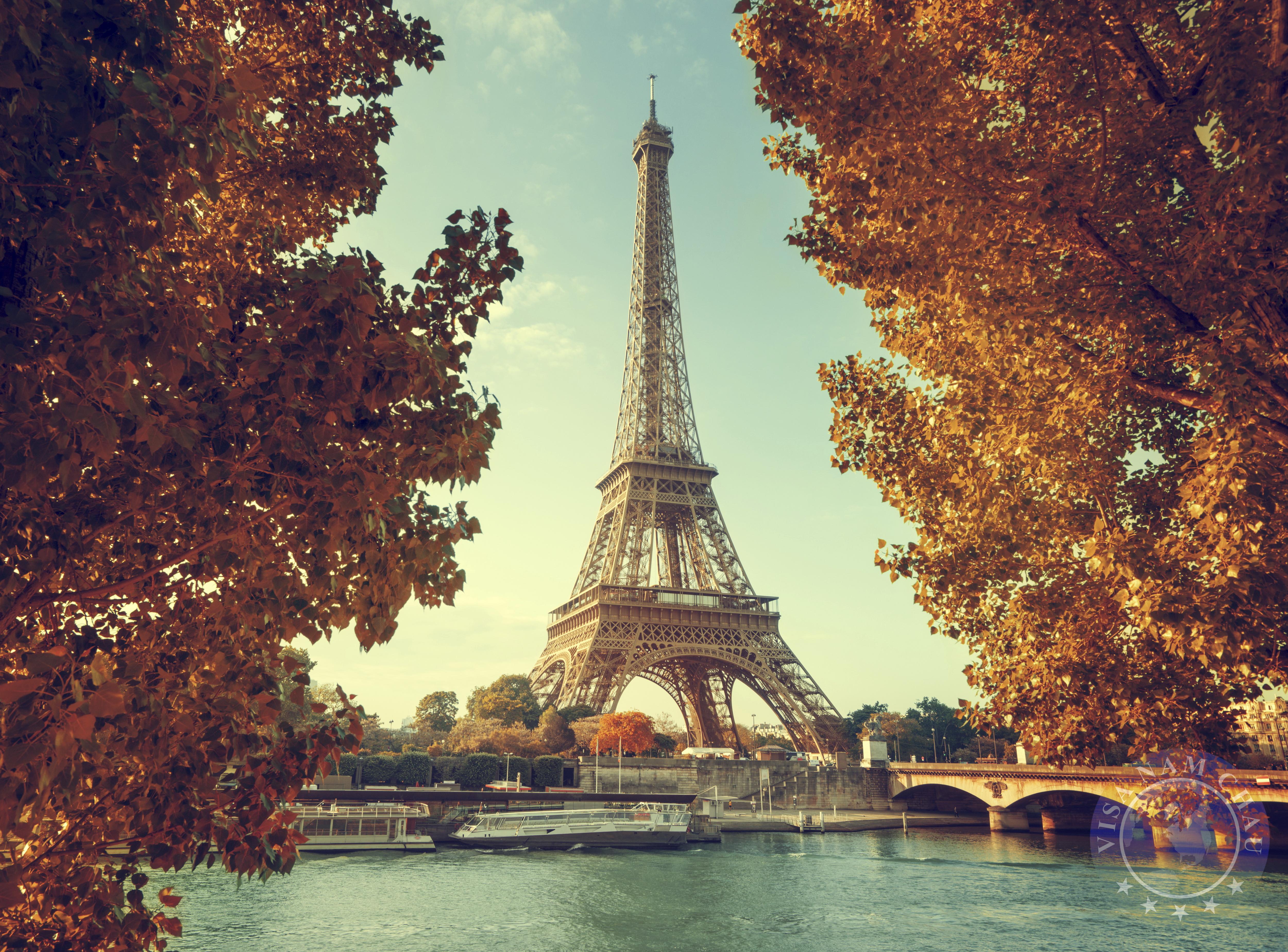 Hồ sơ visa du lịch Pháp