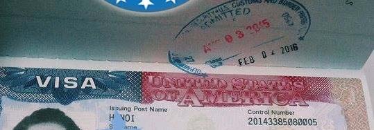 Gia hạn visa Mỹ cho du học sinh
