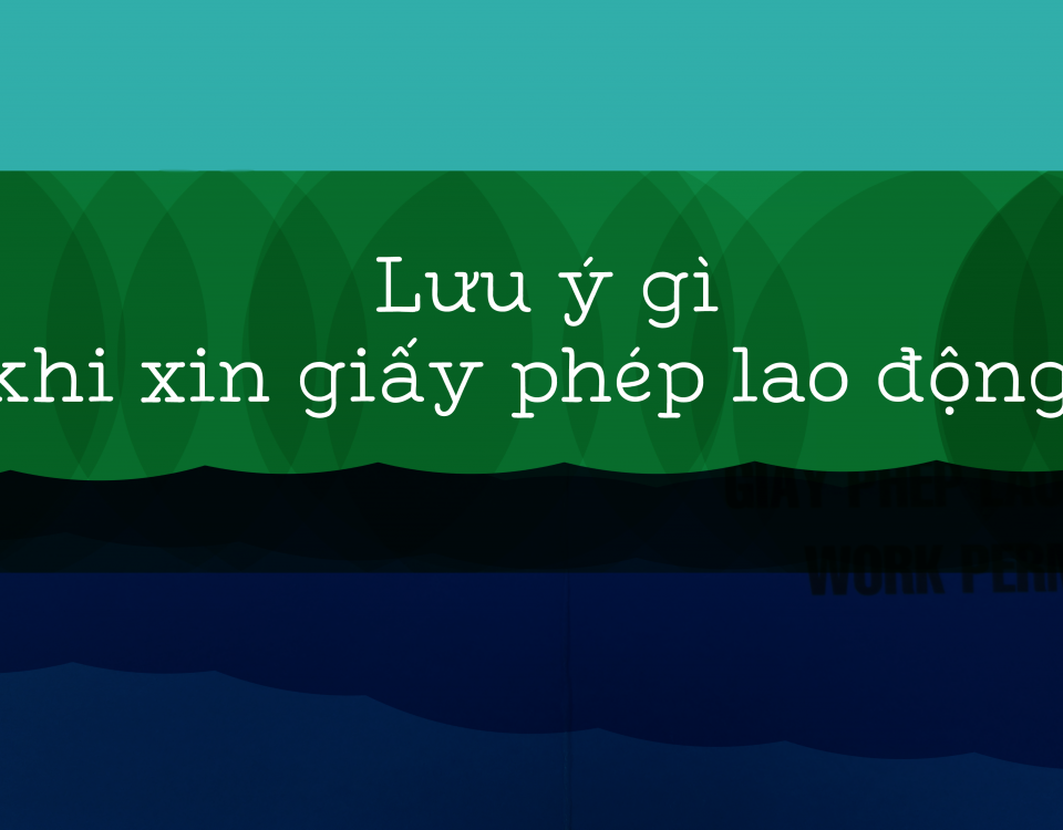 giay phep lao dong