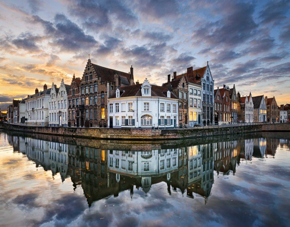 visa công tác Bỉ