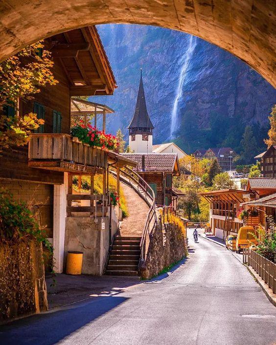 visa thăm thân Thụy Sỹ